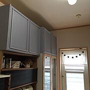 戸棚のインテリア実例写真