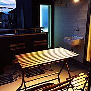 新築建築中/バルコニー/IKEA/Overview…などのインテリア実例