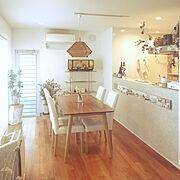 Kitchen/LED照明/LIXIL/リトルミィ/サーモスⅡ H/無印…などのインテリア実例