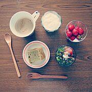 おうちカフェ/Kitchen…などのインテリア実例