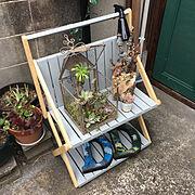 IKEA/カフェ風/ざっくり収納/タイル/男前/コンクリート打ちっ放し…などに関連する他の写真