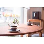 テラス/アンティーク/ビンテージ/おうちcafe/カフェ風/ダイニングテーブル…などのインテリア実例