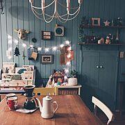 ★カフェ風ショーケース★/カフェ風ショーケース/ショーケース/my食器…などに関連する他の写真