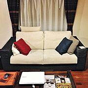 3人掛け/ソファ/Lounge…などのインテリア実例