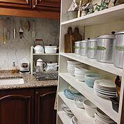 多肉植物/ニトリフェイクグリーン/セリア/アンティーク風時計/My Shelf…などに関連する他の写真