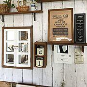 ドライフラワー/ナチュラル/natural kitchen/おうち/salut!…などに関連する他の写真