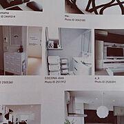 白黒好きのインテリア実例写真