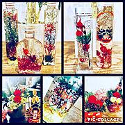 preserved flower/いいね&フォローありがとうございます☆/herbarium…などのインテリア実例