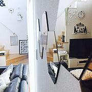 収納/こどもと暮らす。/ホワイト/北欧/すっきり暮らす/新築…などに関連する他の写真