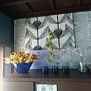 フェイクグリーン/ウォールナット家具/メイプル家具/シンプルインテリア/Lounge…などに関連する他の写真