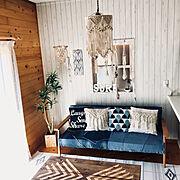 木の家/SPT/昭和ポンコツチーム/西海岸×BOHO/空間デザイン/Lounge…などのインテリア実例