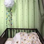 雲のインテリア実例写真