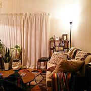 グリーンのある暮らし/Lounge/パソコンデスクDIY/白黒好き/Instagram→dct.tama…などに関連する他の写真