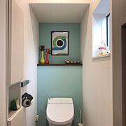 トイレットペーパー/セリア/英字新聞/Bathroomに関連する他の写真