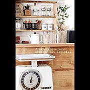 キッチンぷち模様替え…などのインテリア実例