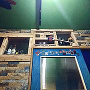 天袋/和室改造中♡/押入れ改造/リメイク/マスキングテープリメイク/手作り…などに関連する他の写真
