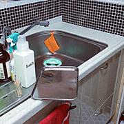 2階キッチンのインテリア実例写真