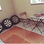 IKEA/DIY/カフェ風/一人暮らし/ハンドメイド/コーナン…などのインテリア実例