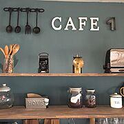 Kitchen/セルフリノベーション/ディスプレイ/雑貨/さびさび/ヴィンテージ…などに関連する他の写真