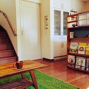 本棚/DIY/IKEA/Overview…などのインテリア実例