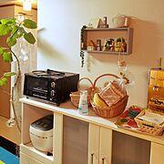 観葉植物/雑貨/大東建託/Kitchen…などのインテリア実例