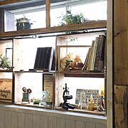 縁起物/ハンドメイド/出窓/正月飾り/和洋折衷/デコ窓…などに関連する他の写真