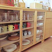 北欧/無印良品/収納/Kitchen…などのインテリア実例