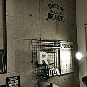 壁紙屋本舗/キャン☆ドゥカレンダー/子供部屋/壁紙屋本舗さん/電子ドラム/ディアウォール…などのインテリア実例