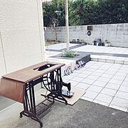 お庭改造計画♪のインテリア実例写真