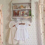 アンティーク/雑貨/Bedroom…などのインテリア実例