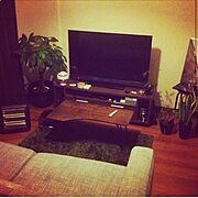 観葉植物/IKEA/Lounge…などのインテリア実例