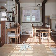 キセログラフィカ/木のぬくもり/My Desk…などのインテリア実例