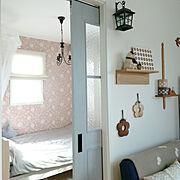 和室です実は/手作りベッド/RC千葉支部/Bedroomに関連する他の写真