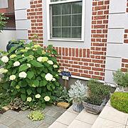 ガーデン/海外インテリアに憧れて♡/いつもいいねやコメントありがとう♡/RCの出会いに感謝♡…などのインテリア実例
