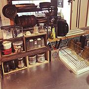 アカシア食器のインテリア実例写真