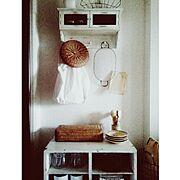 台所/台所道具/古道具/スッキリ化計画/好きなもの/IGやってます…などのインテリア実例