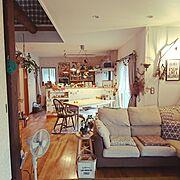 ekiclock/DIYタイル/mt CASA/洗面台リメイク/IKEAの棚…などに関連する他の写真