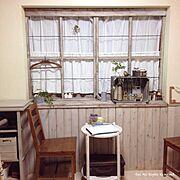 hal36さん♡/陶器が好き/よしざわ窯/ポーランド食器/キッチンカウンター/足場板…などに関連する他の写真