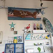 mt CASA/アトリエ風 beach house/雑貨/コメントスルーで大丈夫です♡/海を感じるインテリア…などに関連する他の写真