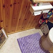 山善すっきりヒーターモニター応募/Bathroom…などのインテリア実例