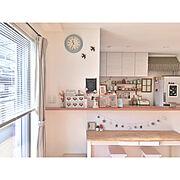 シープスキン/キッチン/キッチンカウンター/ダイニング/三口コンロ/ガラストップコンロ…などに関連する他の写真