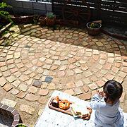 3歳/一軒家/ハナデザイン/滋賀県/カリフォルニアスタイル/こどもと暮らす。…などに関連する他の写真