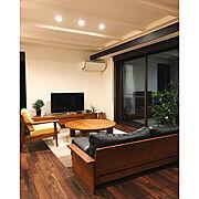 楽天で買ったもの/組立家具/ビカクシダ/モンステラ/リビング/観葉植物…などに関連する他の写真