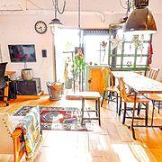 DIY/キッチン収納/ナチュラル/照明/ビカクシダ/インダストリアル…などに関連する他の写真