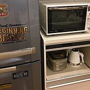 Panasonic/炊飯器/Kitchen…などのインテリア実例