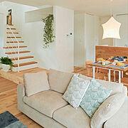 デザイン住宅のインテリア実例写真