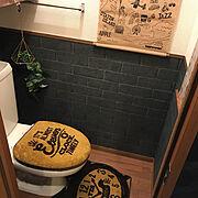 かるかるブリックレンガ/ハンドメイド好き/賃貸でも楽しく♪/お風呂/Bathroom…などに関連する他の写真
