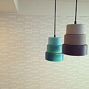 エコカラット/照明/On Walls…などのインテリア実例