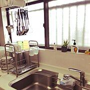 キッチンの壁/リメイクシート DIY/リメイクシート/リメイクシート レンガ/DIY初心者…などに関連する他の写真
