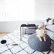 IKEA/関家具/ホワイトインテリア/海外インテリアに憧れる/いいね&フォローありがとうございます/塩系インテリアの会…などのインテリア実例